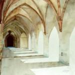 Kloster Chorin 0,61m x 0,46m